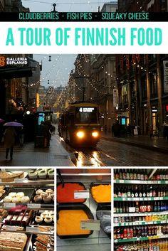 Helsinki Food Tour - Taste all the local flavors.