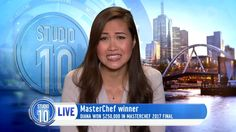 News Videos & more - MasterChef Australia Winner 2017, Diana Chan | Studio10 - the best cooking videos on youtube #Music #Videos #News Check more at http://rockstarseo.ca/masterchef-australia-winner-2017-diana-chan-studio10-the-best-cooking-videos-on-youtube/