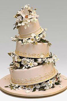 Wedding Cake Ron Ben-Israel Cakes