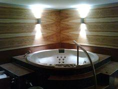 Bathtub, Bathroom, Design, Lucerne, Bathing, Timber Wood, Standing Bath, Washroom, Bath Tub