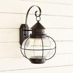 Ballard Designs Charleston 1 Light Outdoor Lantern For Back Porch