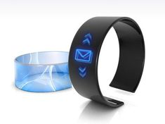 Tie One On: High-Tech Bracelet is a Personal Life Manager