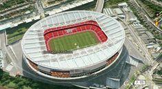 Emirates Stadium - Home of Arsenal FC