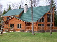 Best Green Roof Paint Combo Sorta Of Mimics The Color Of A 400 x 300