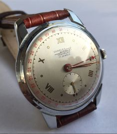 Jewelry & Watches Vintage Doxa 1962 Making Things Convenient For Customers Watches, Parts & Accessories