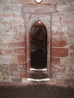 Carlisle Castle, Carlisle England.  This old castle held Mary Queen of Scots when she was first held by the English after escaping the Scots.  photo by jadoretotravel