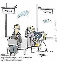 Wi-Fi vs. Hi-Fi