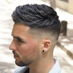 50 Popular Haircuts For Men Guide Best Fade Haircuts & Popular Hairstyles For Men: Best Men& Haircuts, Cool Short, Medium and Long Hair Styles For Guys Best Fade Haircuts, Fade Haircut Styles, Low Fade Haircut, Cool Mens Haircuts, Trending Haircuts, Beard Styles, Haircut Men, Modern Haircuts, Short Haircuts For Men