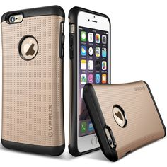 VRS Thor Series iPhone 6 Plus/6s Plus (5.5 in) Case - Gold