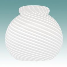 7916 clear seeded glass neckless shade glass lampshades 7890 white glossy swirl neckless shade glass lampshades aloadofball Gallery