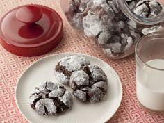 Paula's Chocolate Gooey Butter Cookies