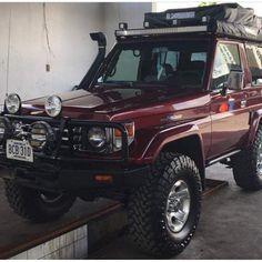 #FJ70 #Toyota #mudterrain4wd