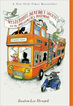 The mysterious Benedict Society and the prisoner's dilemma written by Trenton Lee Stewart ; illustrations by Diana Sudyka. (Series: The mysterious Benedict society ; Book Series For Boys, Books For Boys, Childrens Books, Series 3, Mystery Series, The Mysterious Benedict Society, Good Books, My Books, Amazing Books