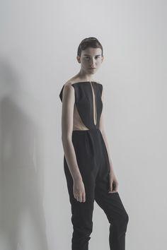 Indonesian designer, high-end ready-to-wear label, Peggy Hartanto. Fashion Portfolio, Fall Winter 2015, Ready To Wear, Normcore, How To Wear, Design, Style, Swag, Capsule Wardrobe