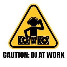 Caution : DJ at work. http://www.mywaydj.com  #mywaydj #dj #djlife #music #djmix…