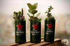 Coleção Heineken City Gardens | os mini mundos