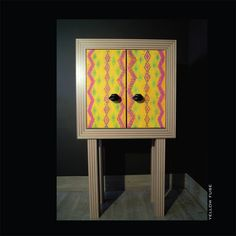 Art Furniture designed by Oana Gyarmath-sculptor, paintings by Simona Stoicescu