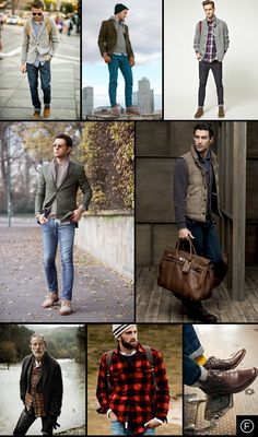 Men's Outfit - Fall 2014 #mensfashion #menswear #mensstyle