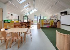Projeto educacional de arquitetura.