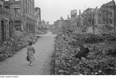 On February 13th, 1945, the first wave of three nights of bombing raids dropped incendiaries on the bedroom town of Dresden, Germany. During that night and the next two nights 1300 RAF and USAAF planes dropped what amounted to almost 4000 tons of ordinance. The death rate was a guess. The sorts of census …