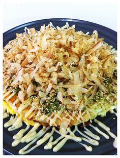 I want to try every type of okonomiyaki Japan has to offer lol