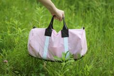 The Overnighter, for the Bernina Stitchin' Summer Contest by Samantha | Project | Sewing / Bags & Purses | Women's | Kollabora