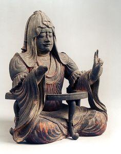 比叡山延暦寺 維摩居士坐像