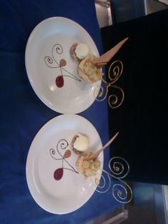 Plated Dessert Class