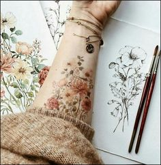 139+ beautiful tattoo design for women 2019 - page 45 | homeinspirationss.com