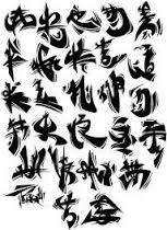 Resultado de imagen de easy graffiti letters alphabet