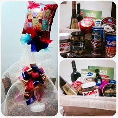 SoRpReSa Ancheta Cumpleañera.  Un regalo muy especial para un cumpleaños, celebración o un instante especial.   Pedidos:  (318) 385-1187 - (317) 636-3792 www.sorpresacali.com