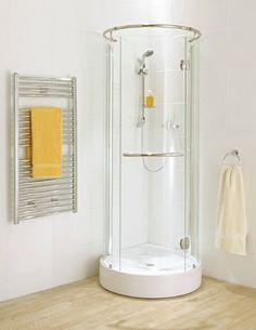 f96bbfa826fbd Corner Bathtub Shower - How To Choose The Best  Small Bathrooms · Bathroom  Ideas ...