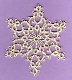 Tatted Snowflakes Collection - Jon - Picasa Web Albums