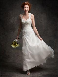 Robe de mariée décolleté bénitier - Les plus belles robes de ...