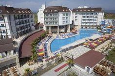 Turkije Turkse Riviera Gundogdu  Ligging:In een prachtig groene omgeving vindt u Ramada Resort Side. Het zandstrand treft u op 500 m. afstand en diverse bezienswaardigheden kunt u vinden in het centrum van Side (ca. 16 km). Het...  EUR 419.00  Meer informatie  #vakantie http://vakantienaar.eu - http://facebook.com/vakantienaar.eu - https://start.me/p/VRobeo/vakantie-pagina
