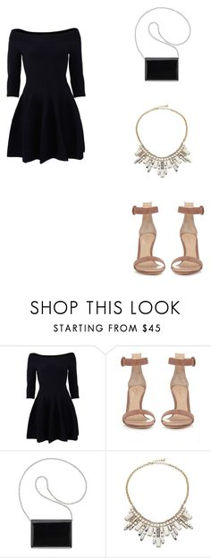 """""""Untitled #76"""" by bleona-ermonda on Polyvore featuring Jonathan Simkhai, Gianvito Rossi, Nine West and ABS by Allen Schwartz"""