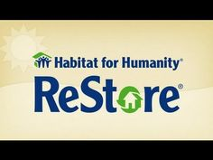 Habitat for Humanity's ReStores are treasure hunts where good finds fund good work. Experience the life cycle of a donated item. Learn more at http://www.habitat.org/restores, and visit http://magazine.habitat.org to go along on Habitat World's ReStore road trip.