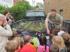 Truck Farm is a mobile garden education project founded in Brooklyn, NY. Truck farm teaser: http://www.youtube.com/watch?v=abEek9BDYs4