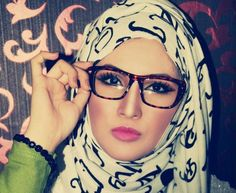 Beauty of #Hijab