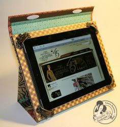 ldd ipad case standing