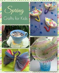 Spring Crafts for Kids: Fun Ideas to Welcome the Season