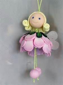 polymer clay Flower Fairies - Bing Images