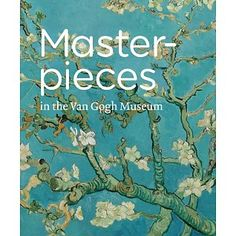 Vincent van Gogh books Get to know the artist and see our great book collection - Kids books, publications and biographies - Order Official Van Gogh Book here! Almond Blossom, Van Gogh Museum, Amsterdam Travel, Blossom Trees, Vincent Van Gogh, Great Books, Artist, Painting, Image