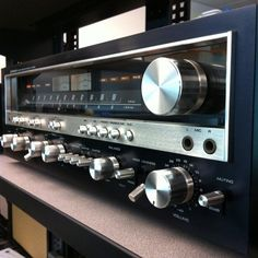Pioneer SX 5580 SX 1050 Stereo Receiver Amplifier Preamp