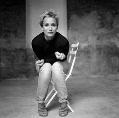 Kristin Scott Thomas | by Brigitte Lacombe