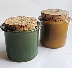 Gustavsberg(グスタフスベリ) : Apoteken spicepot/Stig Lindberg
