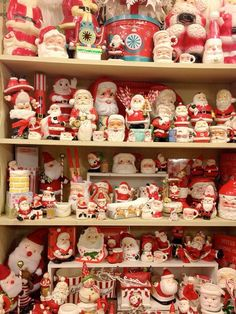 Santa~Collection...