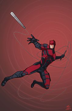 Daredevil by phil-cho.deviantart.com on @DeviantArt