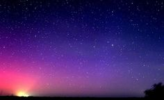 The aurora australis seen from swan hill on the 17th of march