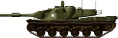 MBT 70 number 5 prototype